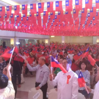 Overseas Taiwanese hold Double Ten Day celebration in the Philippines