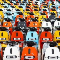 1,303 Gogoro users set Guinness world record
