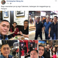 Duterte takes weekend vacation in Hong Kong, didn't inform all of his staff