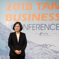 President Tsai seeks to make Taiwan best place for global investors