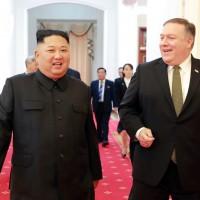 美國記者:北韓不讓龐皮歐口譯陪同見金正恩