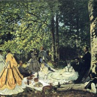 Monet's 'Luncheon on the Grass' to be exhibited in Taiwan this November