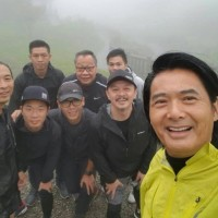 Chow Yun-fat spotted on Taipei's Yangmingshan