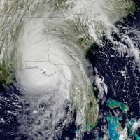 颶風邁克爾侵佛羅里達 風速達每小時250公里