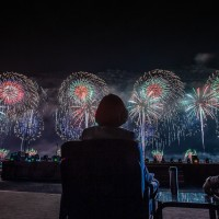 Taiwan's National Day fireworks display shatters records in Hualien