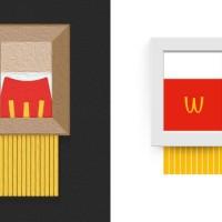 班克西效應!麥當勞、IKEA推碎紙創作 幽默致敬大師