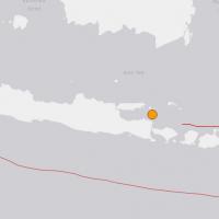 印尼再爆6.0強震 目前3死4傷