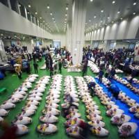 取代知名築地市場 日本新魚市豐洲市場今首度競標鮪魚