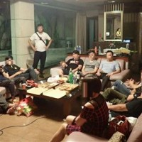Babysitterindicted for'Six-hour NonstopElectric Sex Party' in New Taipei