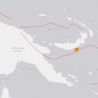 巴布亞紐幾內亞再傳地震