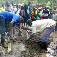 烏干達土石流釀41死罹難人數持續攀升