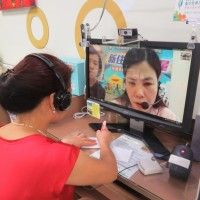 語言不再是問題 中市推新住民遠距視訊通譯服務