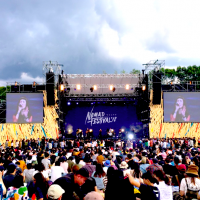 第二屆游牧森林音樂祭,吸引破萬人潮參與(圖:台灣英文新聞/Lyla)