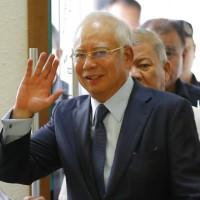 馬國前首相納吉客串韓劇?