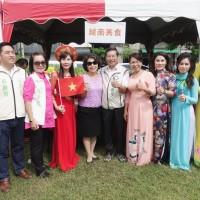 30國移民代表齊聚 多元文化「嘉」年華美食吸睛