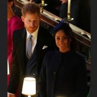 梅根有喜 哈利王子明年春天升格當爸
