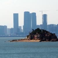 Shiyu Islet (獅嶼)(Photo/Wikipedia)