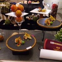 Taiwan receives the first place at 2018 Cooking Art of Culinary Awards