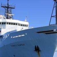 單純巧合或警示中國?美國海軍竟然派這艘船來臺