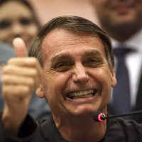 「巴西川普」民調表現優 政治人物紛紛表示支持