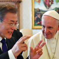 教宗將訪問北韓?外媒:成行與否尚有待觀察