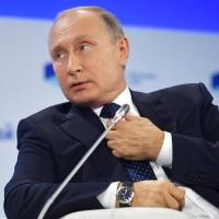 普丁:就算日俄前和平條約 領土爭端談判仍要進行