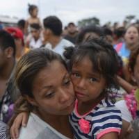3000移民蜂擁至南部邊境 墨西哥請求聯合國支援