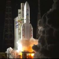 日歐探測器成功發射 探索水星之謎