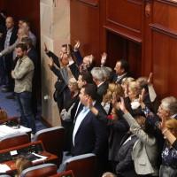 馬其頓議會通過修憲案 將變更國名為「北馬其頓」、得加入歐盟