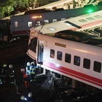 2 Chinese immigrant women injured in Puyuma Express derailment in Taiwan