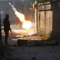 喀什米爾爆發軍民武裝衝突 超過十人死亡