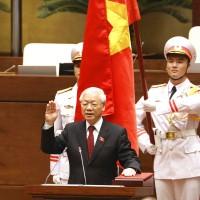 越南新國際主席出爐