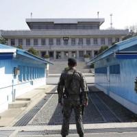 南韓國防部:板門店武裝撤離完成