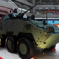 Taiwan to manufacture 284 armored military vehicles