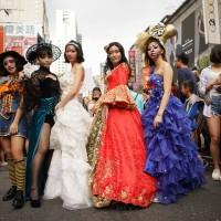 Top Halloween parties in Taipei