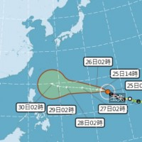 今炎熱明晚變天 玉兔轉強颱恐靠近台灣