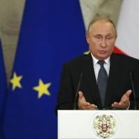 普丁:歐洲允許美國部署飛彈 將為自己惹來危險