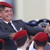 巴西總統候選人親台 批中國為「掠食者」