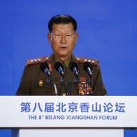 北韓人民軍高層:我們將改發展經濟 貢獻世界和平
