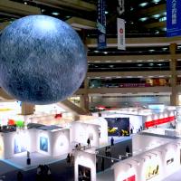 Art Taipei 2018 kicked off today at Taipei World Trade Center