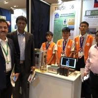台灣小發明家創意驚艷印度 32獎牌入袋奪冠
