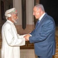 以色列總理秘訪阿曼 與國王會談加強雙邊關係