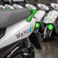WeMo scooter-sharing system to expand into New Taipei City next year