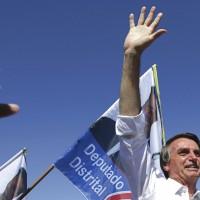 巴西總統大選結果揭曉 極右派「巴西川普」當選了!