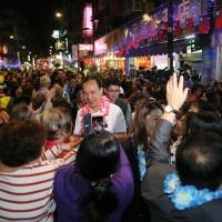 祈求平安 新北民眾與緬甸新住民同慶光明點燈節