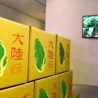 傳統市場化身博物館 台日藝術家創當代「超級市場」