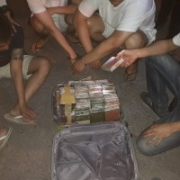 Thailand nabs 3 Taiwanese heroin smugglers