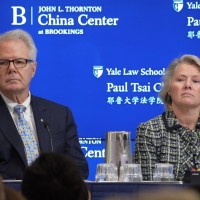 Taiwan Strait could be flashpoint for U.S.-China conflict: former U.S. official
