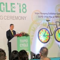 陳建仁:自行車是臺灣的驕傲