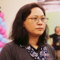 Man attacks female Taipei City labor affairs chief with steel bar